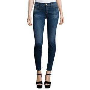 Current Elliott Ankle Zip Skinny Jean
